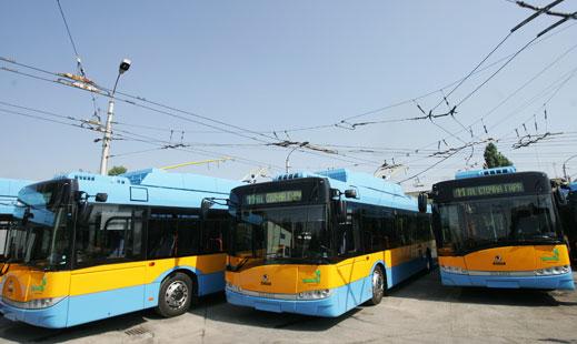 КЗК отмени избора на изпълнител за доставка на тролейбуси в Стара Загора