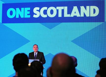 Първият министър на Шотландия подаде оставка