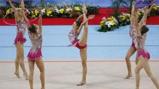 Ансамбълът ни по художествена гимнастика даде сериозна заявка за победа в Пезаро