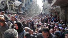 350 000 души са загинали от началото на конфликта в Сирия