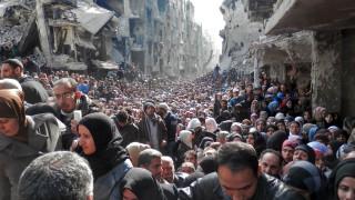 Сексуална експлоатация на жени в Сирия срещу хуманитарна помощ