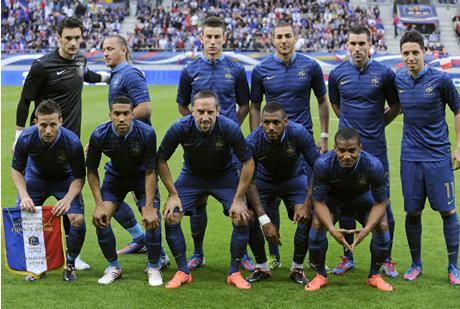 Франция - скритият фаворит
