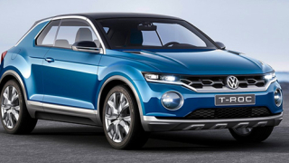 Volkswagen обяви нов малък кросоувър, базиран на Golf