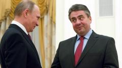 Русия поиска затопляне на отношенията с Германия