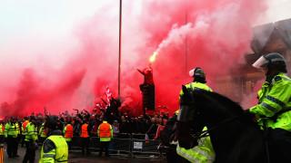 Сериозно наказание очаква Рома заради изцепките на феновете преди двубоя с Ливърпул