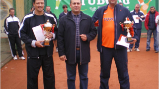 Любо Пенев спечели тенис турнир