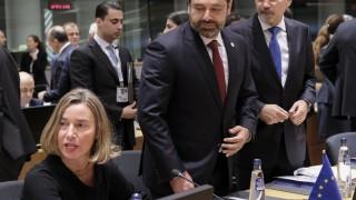 ЕС призова Иран и Русия да окажат натиск на Сирия