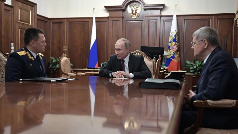 Президентът на Русия Владимир Путин одобри новото правителство след оставката