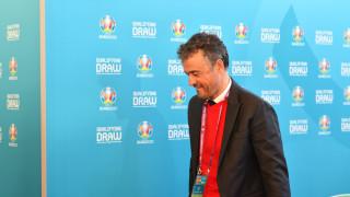 Луис Енрике: Обичам Италия, хората, храната, сладоледа и футбола