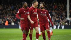 Ливърпул се завърна на върха във Висшата лига след трудна победа над Фулъм