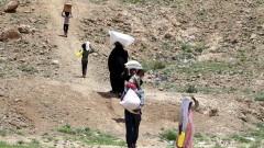 10 млн. души са вътрешно разселени през 2018 г. заради конфликти