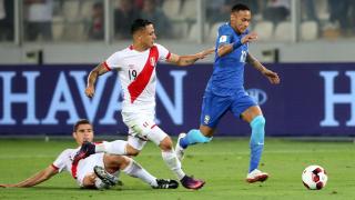 Бразилия не се затрудни с Перу (ВИДЕО)