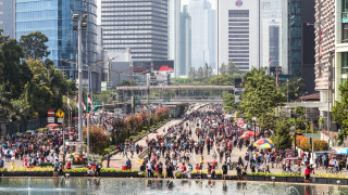 Как нисковъглероден план ще помогне на Индонезия да расте по-бързо?
