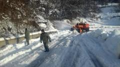 Почти 30 машини готови да чистят високопланинските проходи