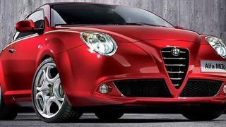 Появиха се първите снимки на Alfa Romeo Mi.To (галерия)