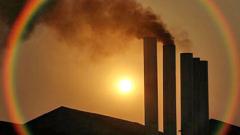 ЕС с 23% спад на емисиите от парникови газове, постигна целта за 2020-а