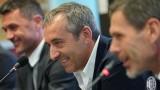 Марко Джампаоло: Късметлия съм да работя с директори, които бяха страхотни футболисти