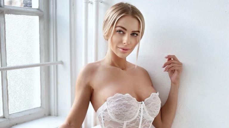 Секси тренировка с Янита Янчева у дома