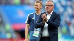 Яне Андерсон: Швеция е труден отбор за побеждаване