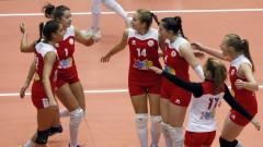 Волейболистките на ЦСКА постигнаха десета победа през сезона