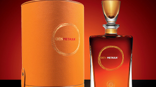 Metaxa пускат лимитираната серия бутилки Aen