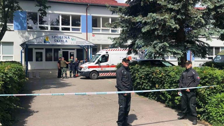 Учител почина при нападение с нож в начално училище в