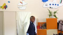 Ще подкрепим партията с най-голям резултат на вота, обяви Борисов
