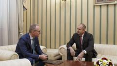 Румен Радев: Обществото трябва да е убедено в прозрачността на новия главен прокурор