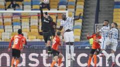 Младият вратар на Шахтьор (Донецк) прикова вниманието на английските грандове