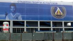 Левски сбъдва тригодишна мечта