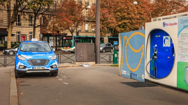Екологични модели на Hyundai вече се използват в Европа