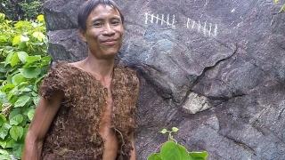 Баща и син Маугли от Виетнам: Крили се в джунглата 40 години заради войната