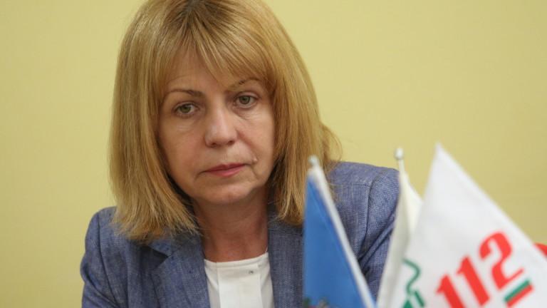 Столичният кмет Йорданка Фандъкова счита, че подаденият днес сигнал от