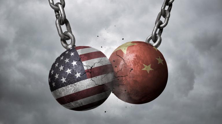 Китай заяви в петък, че усеща