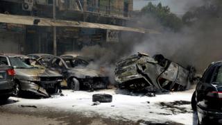 Джихадисти воюват срещу Асад, твърдят арабски медии