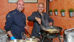 Йордан Йовчев стана готвач