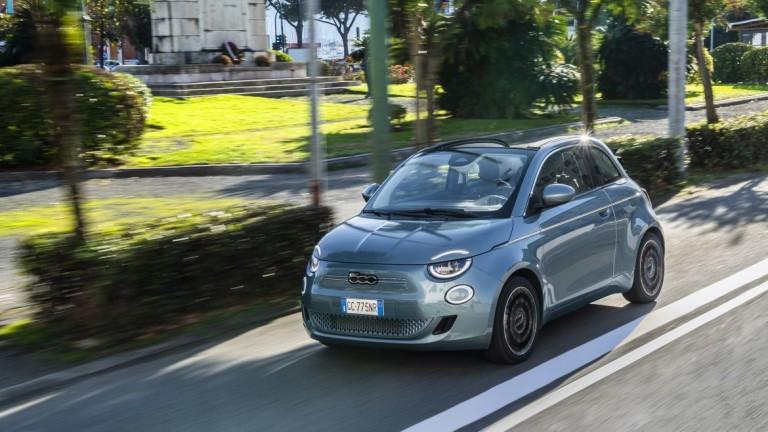 Fiat спира моделите с бензинови и дизелови двигатели до 2030 година