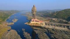 Кои са жертвите на най-високата статуя в света