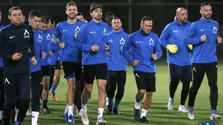 Левски пред раздяла с още петима футболисти!