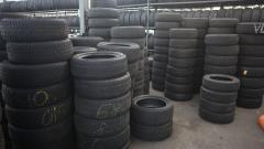 """СO събира стари гуми в район """"Искър"""""""