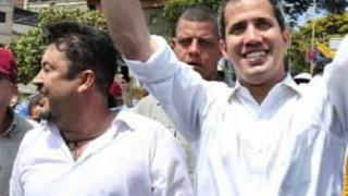 Помощник на Гуайдо обвинен в тероризъм и саботаж