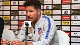 Чоло: Моето желание е Филипе Луиш да остане в Атлетико (Мадрид)