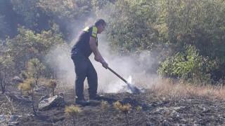 Недобросъвестното отношение на гражданите и високите температури - причина за пожарите