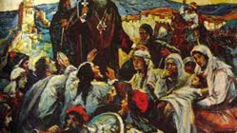 На 20 януари почитаме паметта на Св. Евтимий, патриарх Търновски