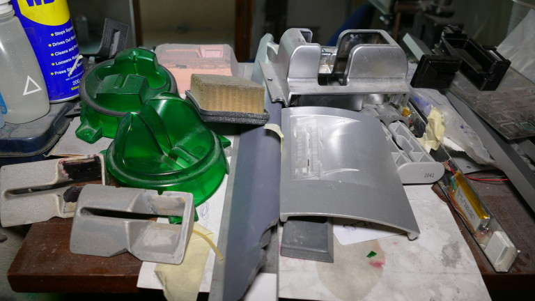 Снимка: Разкриха работилница за скимиращи устройства в Добрич