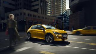 Билборд на Peugeot зарежда автомобили ... чрез шум (видео)