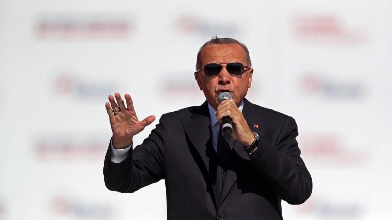 Ердоган: Турция няма да се откаже от руските C-400