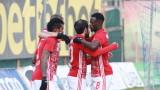 ЦСКА спечели гостуването си на Верея с 1:0