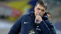 Хубчев: Нападателите няма как да вкарат, без да се работи зад тях, Костов тренира на 100%
