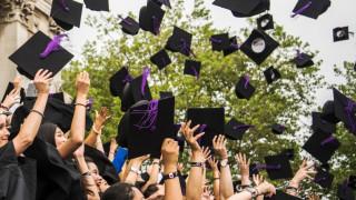 Кралев към студентите: Мечтайте смело и си поставяйте високи цели